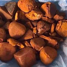 What are ox gallstone or Bezoars ?